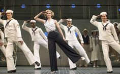 Anything Goes - Broadway musical revival. Gotta love Sutton Foster