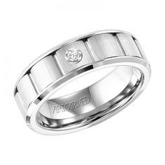 Travis ArtCarved Wedding Ring | Best Wedding Rings | JR Jewelers  $280