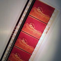 Cleopatra Film Strip Recycled Bookmark by StalkingMarla on Etsy