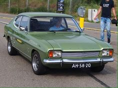 Ford Capri, Photo Stock Images, Stock Photos, Mk 1, Cars Uk, Car Ford, Ford Motor Company, Old Cars, Vintage Cars