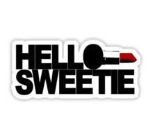 Hello Sweetie, this company does stickers for all fandoms!