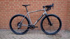 Lynskey s new GR250 gravel machine takes both 650b and 700c wheel sizes