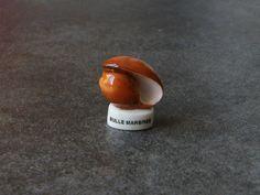 Fève de collection en céramique - Bulle marbrée : Cuisine créative par jl-bijoux-creation