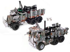 Another Ork Trukk... by Jerac, via Flickr