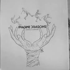 Bildergebnis für imagine dragons fan art