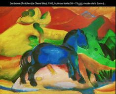 DENVER — A choir of cowbells rang out instead of a gavel to end the behest affair at the 2020 Coors Western Art Exhibition and Sale, for 27 years an Franz Marc, Popular Paintings, Paintings For Sale, Wassily Kandinsky, Cavalier Bleu, Framed Art Prints, Fine Art Prints, Blue Rider, Different Art Styles