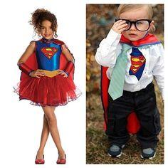 Brother & sister costume idea