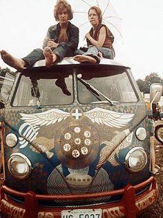 Hippie lifestyle....