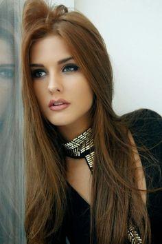 @PinFantasy - Pretty face ~ A visual and sensual journey, high quality blog! Horizon Girls | horizongirls.com