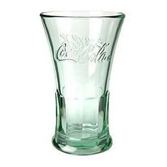 Amazon.com: Libbey Coca-Cola 16-Ounce Flare Glass, Clear: Kitchen & Dining