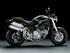 Ducati monster s2r dark ducati