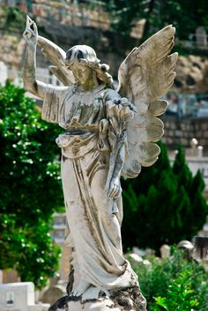 Cemetery Angel | Flickr - Photo Sharing!