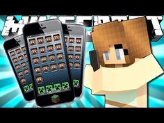 If Phones were Added to Minecraft - http://dancedancenow.com/minecraft-lan-server/if-phones-were-added-to-minecraft/