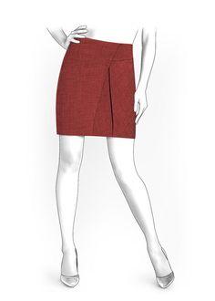 Lekala Sewing Patterns - Model Catalog 4174