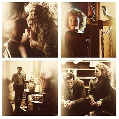 """Eleven + River Song  