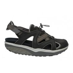 MBT Men's Sabra Trail Sandal Black Raven : £135.00