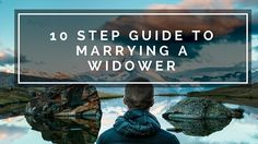 Remarriage itself is a daunting undertaking, but when one marries someone who has lost a first .... the remarriage of widows and widowers.