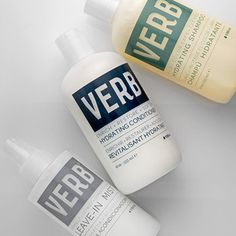 Sephora Glossy - ZOOM IN: VERB HAIR PRODUCTS - No, the next best thing to come out of Austin isn't BBQ—it's a lovely new hair care brand.