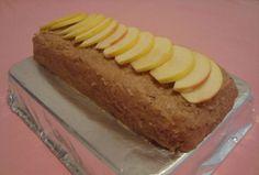Vanil-kolač sa jabukama ( prezla od peciva ili kruha )