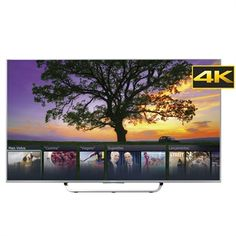 "[CINEMAEMCASA] Smart TV 49"" LED 4K XBR-49X835C Sony por R$3.512,85 Boletex"