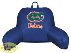 Florida Gators NCAA Jersey Material Bedrest - SportsKids Superstore