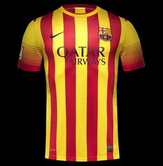 Nike Unveils New FC Barcelona Kits
