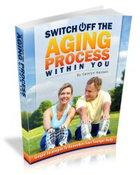 you reed book: Switch Off The Aging Process Within You