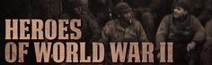 Video: 10 Heroes Of World War II