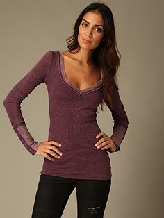 8397623fb18a ISO purple free people zipper thermal - any size ISO purple free people  zipper thermal - any size Free People Tops