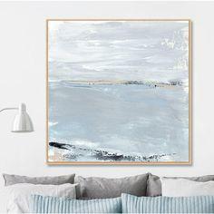 Framed Canvas Prints, Canvas Frame, Large Framed Art, Grey Art, Affordable Wall Art, Abstract Landscape, Large Abstract Wall Art, Abstract Canvas, Wall Art Designs