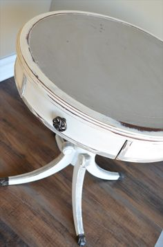 Small Table Makeover