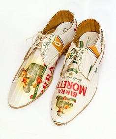 Birra Moretti - Beer Crate Shoes