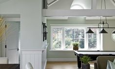 This site has great pics of window casements & trim; ceilings; decorative siding