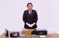"El ""striptease"" de la Wii U con Iwata: Imagen de la semana  http://www.xataka.com/p/98366"