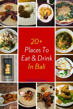 Bali is a foodies delight. There are literally thousands of restaurants on this tiny island where you can eat like a king with a paupers budget. This one post rounds up over 20 restaurants I have tried and tested. My honest reviews will help you make pick the best places to eat in Bali.