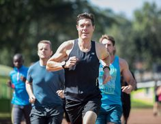 Training Advice: Marathon Pacing with Martin Yelling