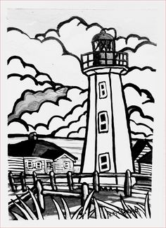 Space Coloring Template Beautiful Lighthouse Coloring Pages Printable Lighthouse House Colouring Pages, Cool Coloring Pages, Flower Coloring Pages, Coloring Pages To Print, Printable Coloring Pages, Adult Coloring Pages, Coloring Sheets, Coloring Books, Disney Printables