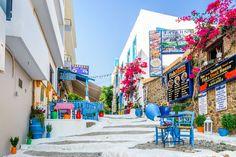 Kos Stadt Tagesausflug • Meine Tipps für die Hauptstadt der Insel Kos Greece, Blog, Street View, Island, Fun, Info, Travelling, Greek Isles, Photo Mural
