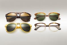 Persol Eyewear | The icons