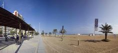 Playa Nord de Gandia