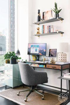 A Sleek And Stylish One Bedroom New York Apartment – The Design Stash