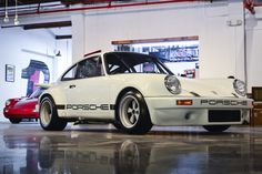 1974 911 IROC RSR - Patrick Motorsports Built - As New - Immaculate - Motec - 380HP - Pelican Parts Technical BBS