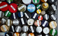 Label the tops of spice jars to ensure you can always find the one you need