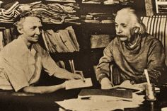 Marie Curie and Albert Einstein. I would need someone to explain everything these people said.