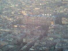 Gorge Pempidou,Paris,france