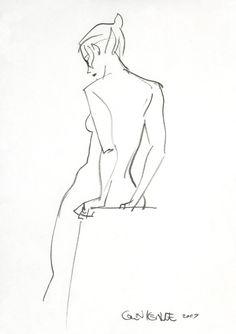 Живая графика Glen Keane (69 работ)