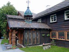 Elveseter Hotel, Bøverdalen, Norway. Most impressive hotel I've ever stayed in.