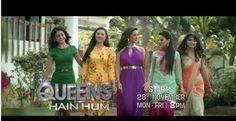 Queens Hain Hum Promo – Starts 28th Nov 2016  http://www.playkardo.me/11606-queens-hain-hum-promo-starts-28th-nov-2016/