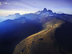 Spectacular view of Mt Kenya.  Incredible image by Charlie Grieves-Cook