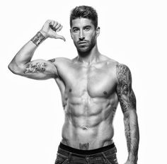 They have the eye-watering, skin-shivering, hair-raising Spanish statue that is Sergio Ramos.